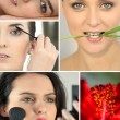 Stock Photo: Beauty portraits