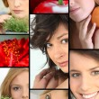 Women and healthy lifestyle — Stock Photo