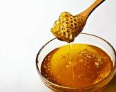 Honey and Honeycomb — Stock Photo