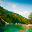 Stock Photo: River Piv(Montenegro)