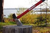 木製のチョッパー — ストック写真