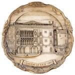 Souvenir plate depicting the Venice — Stock Photo #7955661