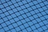 Sombra neto tenis corte — Foto de Stock