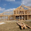 New House under Construction — Stock Photo #6926268
