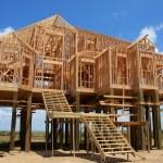 New House under Construction — Stock Photo #6926322
