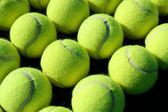 Palle da tennis — Foto Stock