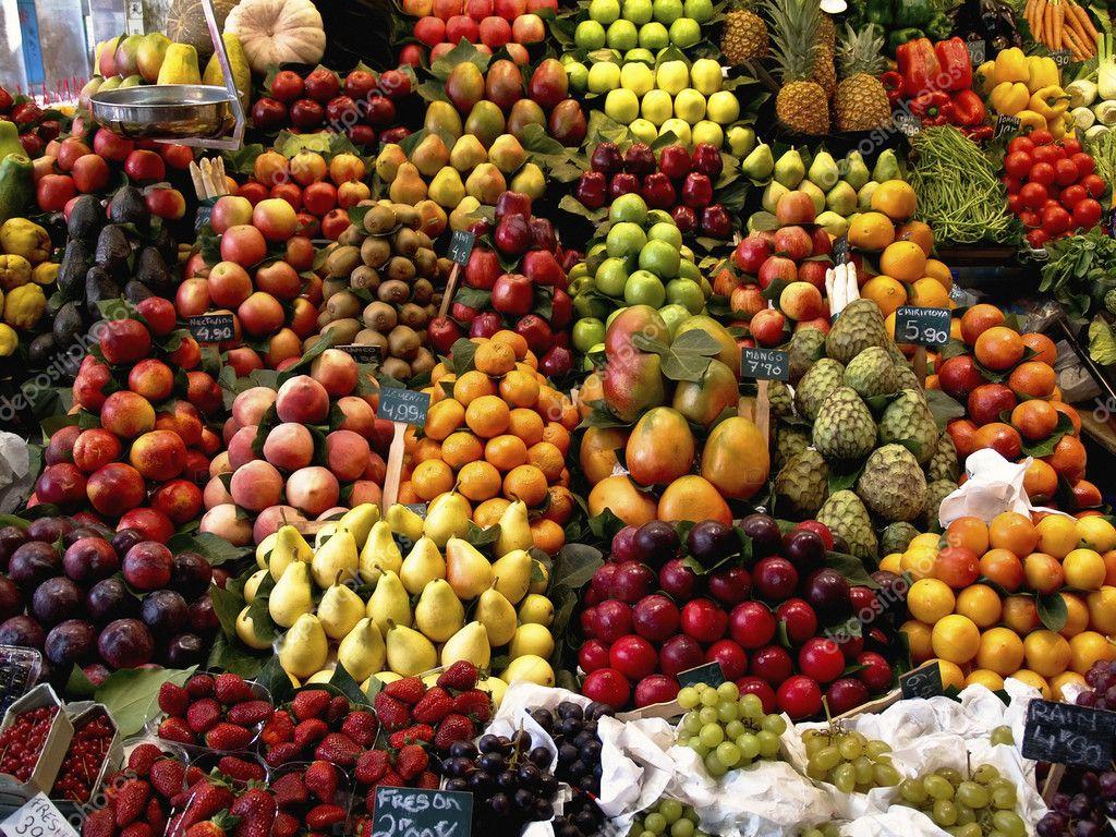fruit market first fruits