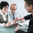 Financial advisor - Stock Photo