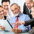 Business team — Stock Photo #6840921