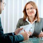 Job interview — Stock Photo #6841894