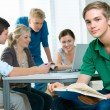 High school students — Stock Photo #6842100