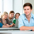 High school students — Stock Photo #6842155