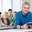 High school students — Stock Photo #6842185
