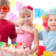 Birthday party — Stock Photo #6842465