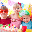 Birthday party — Stock Photo #6842725