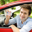 Drivers license - Stock Photo