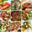 Food Collage — Stockfoto #6857406