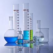 Araştırma çeşitli laboratuar kapkacakları — Stok fotoğraf