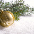 Christmas decoration — Stock Photo #6861599