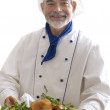 Portrait of a chef — Stock Photo #6862697