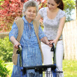 Foto de Stock  : Nursing home