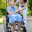 Nursing home — Stock Photo #6864789