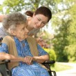 Nursing home — Stock Photo #6864885