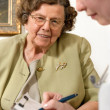 Nursing home — Stock Photo #6865293