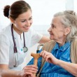 Nursing home — Stock Photo #6867609