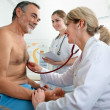 Royalty-Free Stock Photo: Medical exam