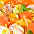 Painted Easter eggs — Stock Photo #6869423