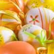 Royalty-Free Stock Photo: Painted Easter eggs