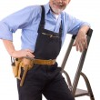 Stock Photo: Handyman
