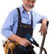 Handyman - Stock Photo