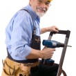 Handyman - Stockfoto