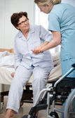 In hospital — Stock Photo