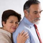 Elderly couple — Stock Photo #6870234