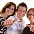 Teenagers — Stockfoto #6871288