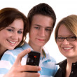 Teenagers — Stock Photo
