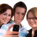 Teenagers — Stock Photo #6871352