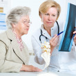 Medical exam — Stock Photo #6962187