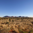 Stock Photo: OLGAS MOUNTAIN