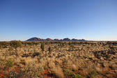 OLGAS MOUNTAIN — Stock Photo