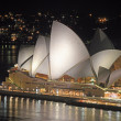 SYDNEY OPERA HOUSE by NIGHT — Stock Photo #6830516