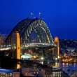 Harbour Bridge at Sydney — Stock Photo