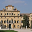 Ducale palace, parma — Stock Photo
