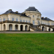 Stock Photo: Schloss solitude main prospect, stuttgart