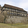 Medieval monastery, bebenhausen — Stock Photo