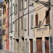 Stock Photo: Dalmazistreet, parma