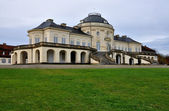 Schloss solitude main prospect, stuttgart — Stock Photo